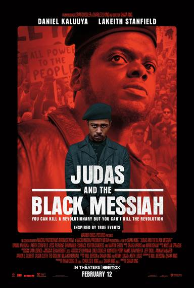 Judas and the Black Messiah Theatrical Review