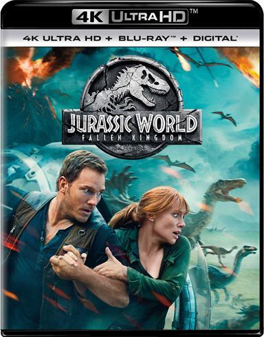 Jurassic World: Fallen Kingdom 4K Ultra HD Review