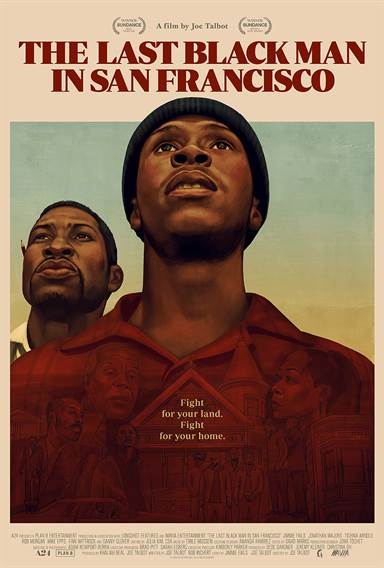 The Last Black Man in San Francisco Theatrical Review