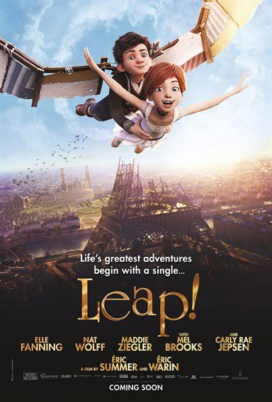 Leap! Review