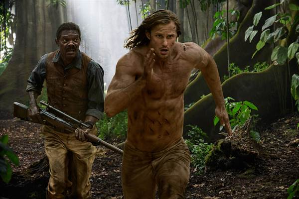The Legend of Tarzan © Warner Bros.. All Rights Reserved.