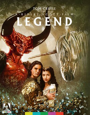 Legend: 2-Disc Limited Edition Blu-ray Review