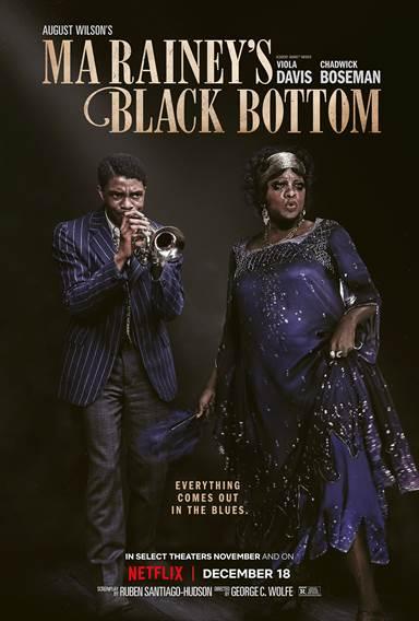 Ma Rainey's Black Bottom Review
