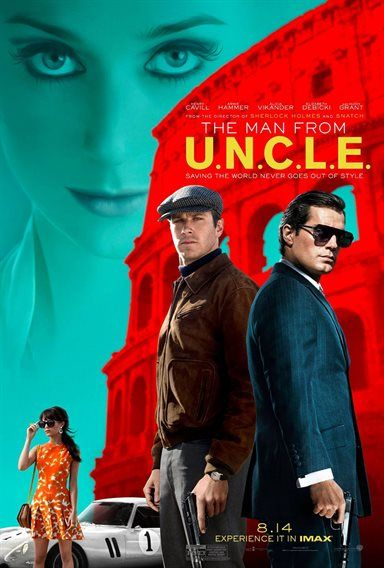 Man From U.N.C.L.E. Theatrical Review