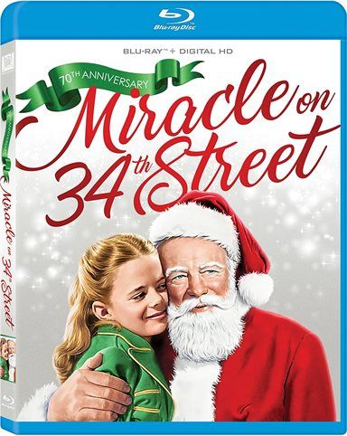Miracle on 34th Street Blu-ray Review