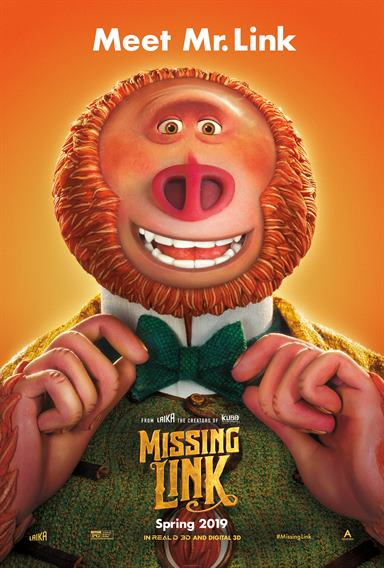 Missing Link Theatrical Review