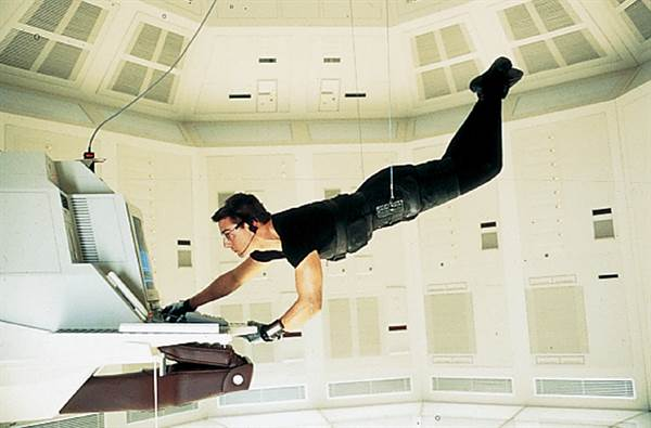 Mission: Impossible © Paramount Pictures. All Rights Reserved.