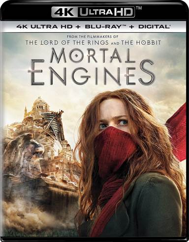 Mortal Engines 4K Ultra HD Review