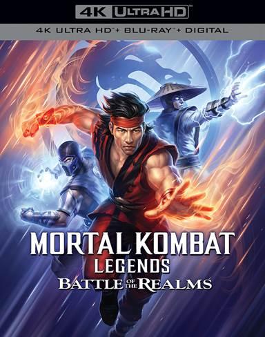 Mortal Kombat Legends: Battle of the Realms 4K Ultra HD Review