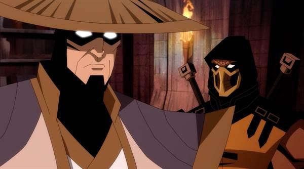 Mortal Kombat Legends: Scorpion's Revenge © Warner Bros.. All Rights Reserved.