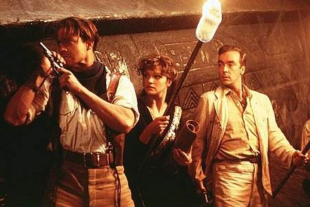 The Mummy © Universal Pictures. All Rights Reserved.