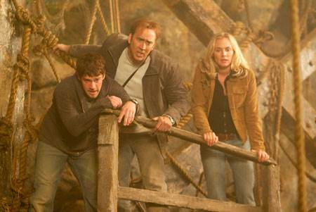 National Treasure © Walt Disney Pictures. All Rights Reserved.