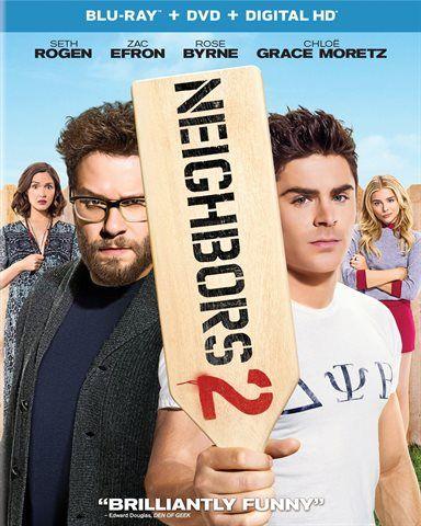 Neighbors 2: Sorority Rising Blu-ray Review