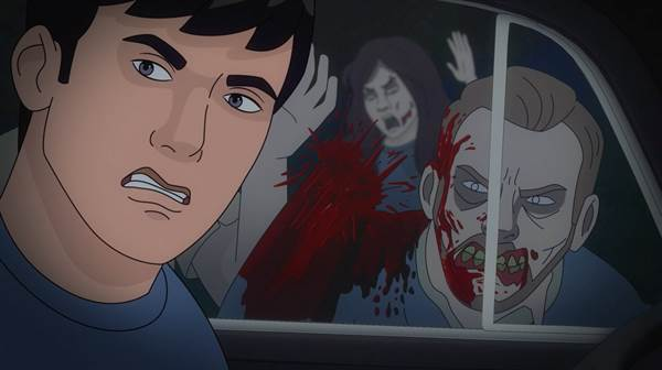 Night of the Animated Dead © Warner Bros.. All Rights Reserved.