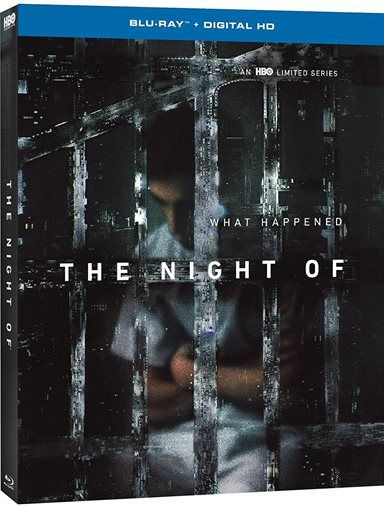 The Night Of Blu-ray Review