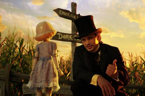 Oz: The Great and Powerful © Walt Disney Pictures. All Rights Reserved.