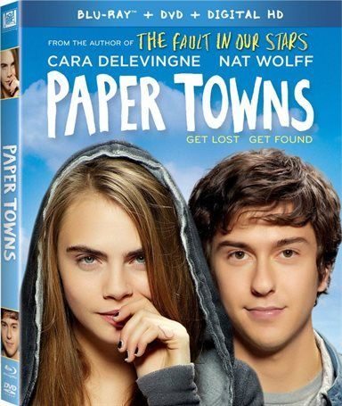 Paper Towns Blu-ray Review