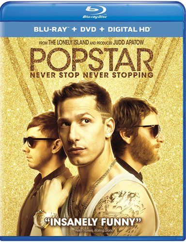 Popstar: Never Stop Never Stopping Blu-ray Review