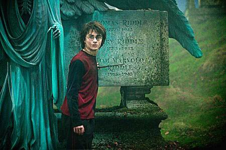 Harry Potter and the Goblet of Fire © Warner Bros.. All Rights Reserved.