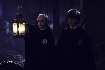 Harry Potter and the Sorcerer's Stone © Warner Bros.. All Rights Reserved.