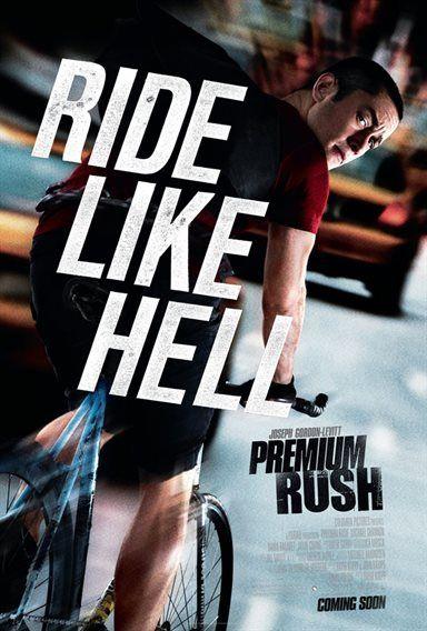 Premium Rush Theatrical Review