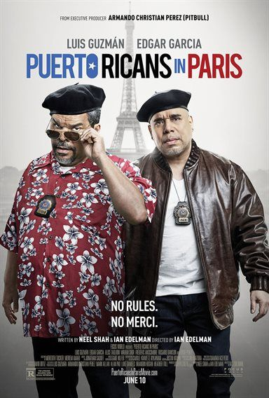 Puerto Ricans In Paris Theatrical Review