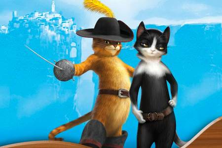 Puss in Boots © DreamWorks Animation. All Rights Reserved.