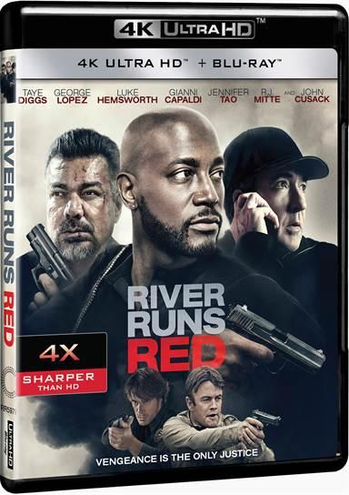 River Runs Red 4K Ultra HD Review