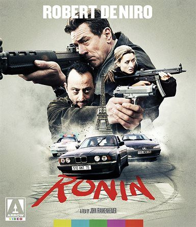 Ronin Blu-ray Review