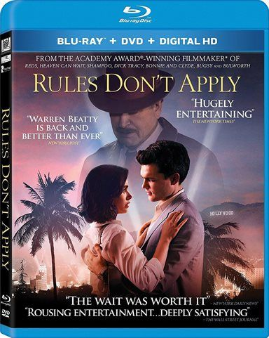 Rules Don't Apply Blu-ray Review