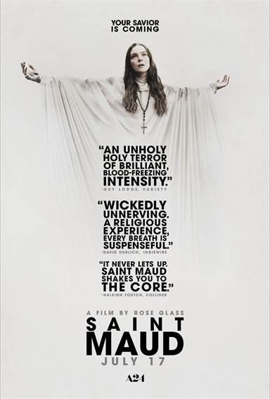 Saint Maud Theatrical Review