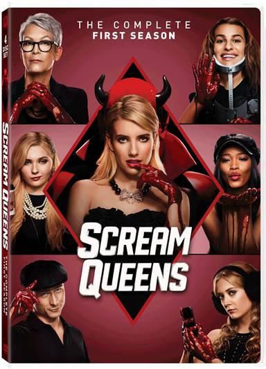 Scream Queens DVD Review