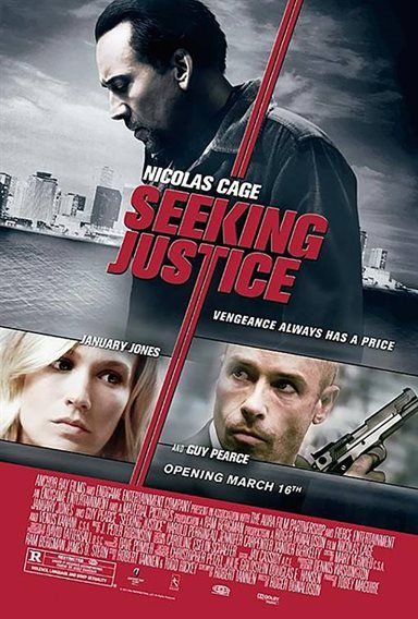 Seeking Justice Theatrical Review