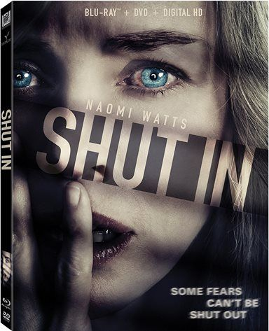 Shut In Blu-ray Review