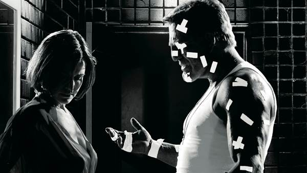 Sin City © Dimension FIlms. All Rights Reserved.