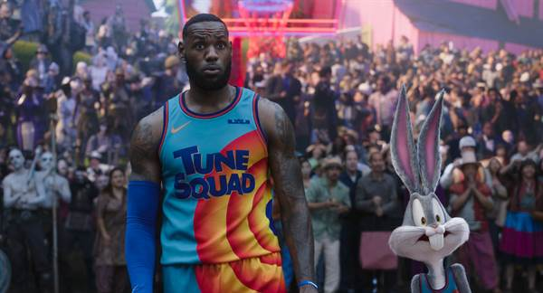 Space Jam: A New Legacy © Warner Bros.. All Rights Reserved.