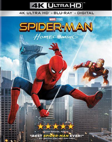 Spider-Man: Homecoming 4K Ultra HD Review