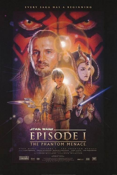 Star Wars: Episode I - The Phantom Menance