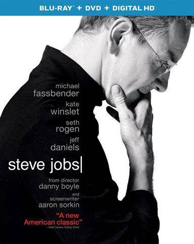 Steve Jobs Blu-ray Review