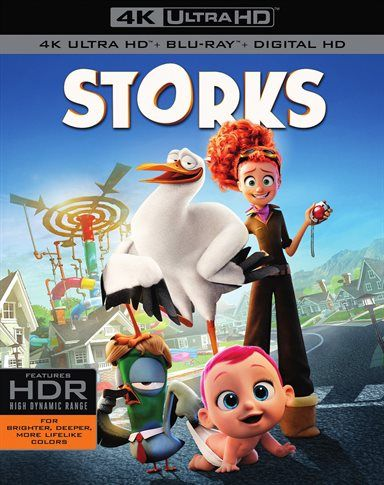 Storks 4K Ultra HD Review