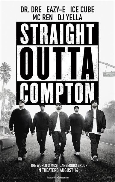 Straight Outta Compton Theatrical Review