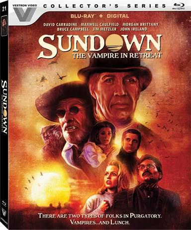 Sundown: The Vampire In Retreat Blu-ray Review