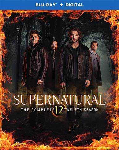 Supernatural: The Complete Twelfth Season Blu-ray Review
