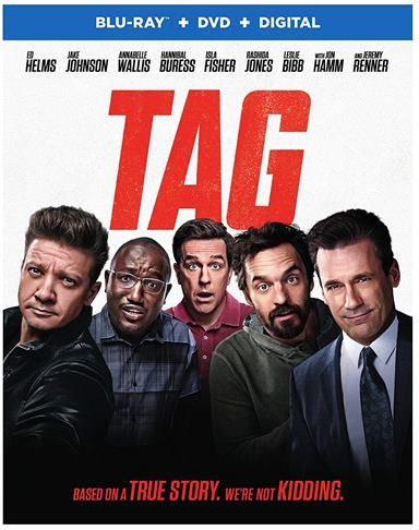 Tag Blu-ray Review