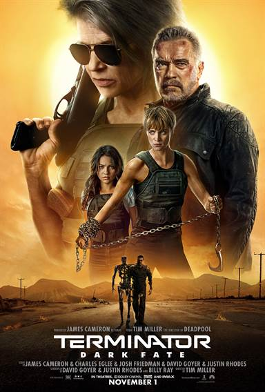 Terminator: Dark Fate Theatrical Review
