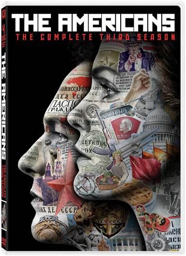 The Americans: Season 3 DVD Review