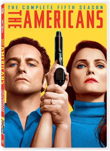 The Americans: The Complete Fifth Season DVD Review