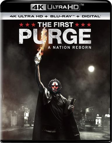 The First Purge 4K Ultra HD Review