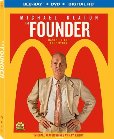 The Founder Blu-ray Review
