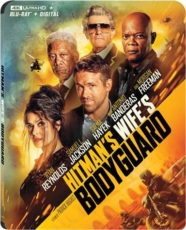 The Hitman's Wife's Bodyguard 4K Ultra HD Review